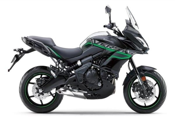 2019 Kawasaki Versys 650 Launched, Priced At Rs. 6.69 Lakhs