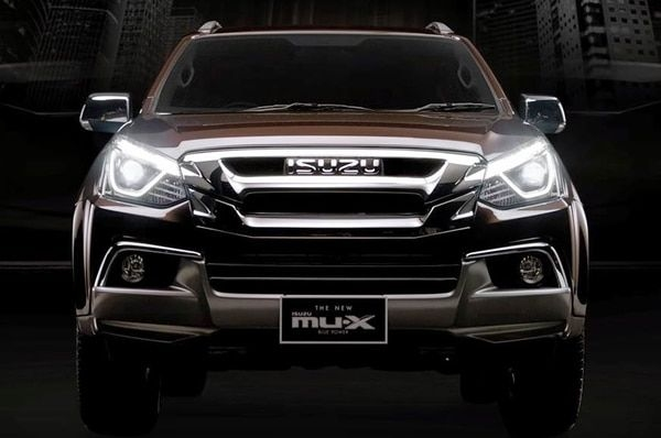 Isuzu MU-X Facelift Launched, Priced From Rs. 26.26 Lakhs