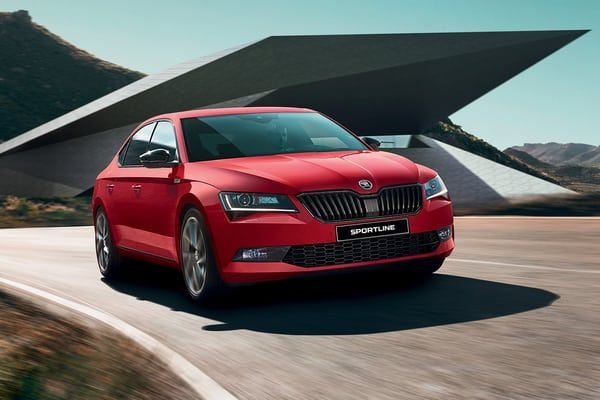 Skoda Superb Sportline Launched, Priced From Rs. 28.99 Lakhs