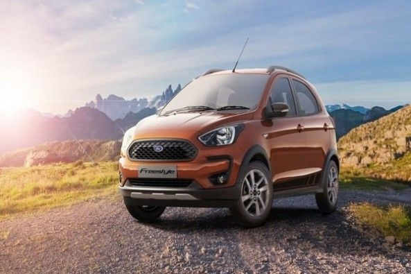 Ford Freestyle Front