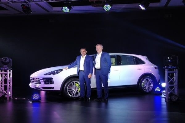 2019 Porsche Cayenne Launched, Priced From Rs. 1.19 Crores