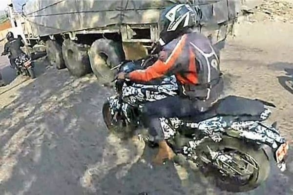 2019 Bajaj Dominar 400 Spied With Substantial Changes