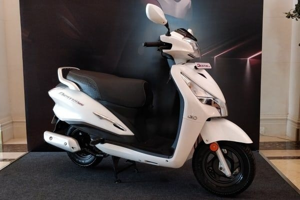 Hero Destini 125 Launched, Priced From Rs. 54,650/-
