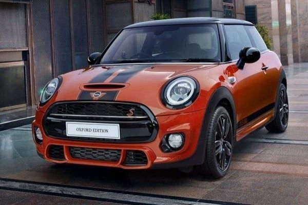 MINI Oxford Edition Launched, Priced At Rs. 44.9 Lakhs