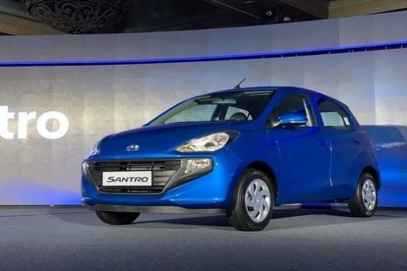 2019_Hyundai_Santro_Launch