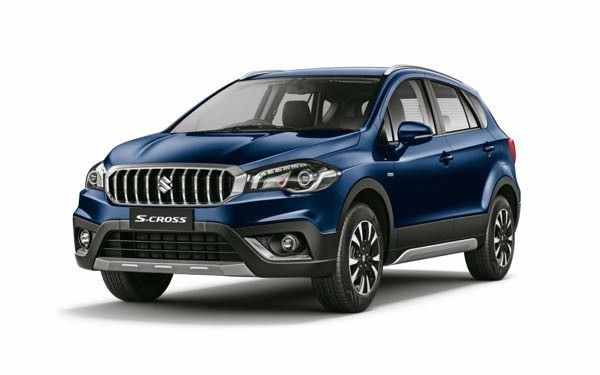 Maruti S_Cross
