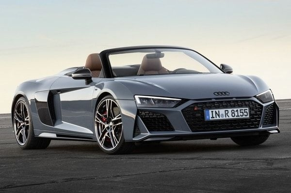 2019 Audi R8 Coupe And Spyder Unveiled