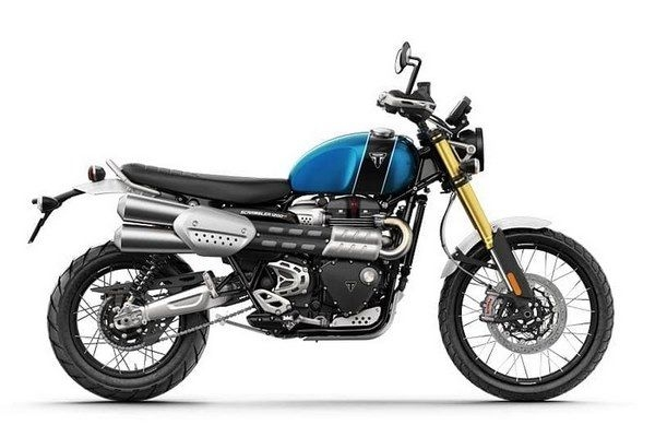 2019 Triumph Scrambler 1200 Revealed