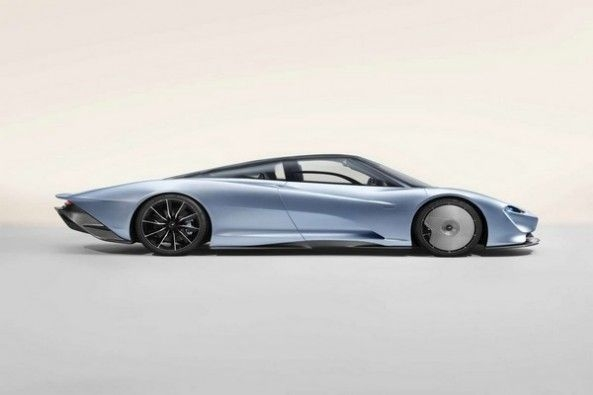 McLaren Speedtail 1