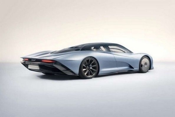 McLaren Speedtail 7