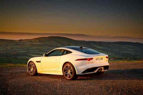 Jaguar F-Type Chequered Flag Edition 2