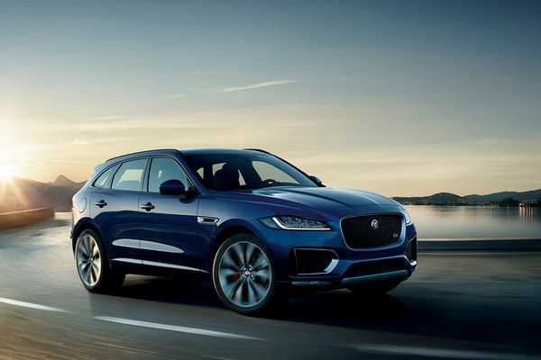 Jaguar F-Pace Petrol CKD Launched, Priced At Rs. 63.17 Lakhs