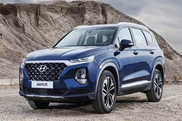 New Gen Hyundai Santa Fe To Be Launched In India