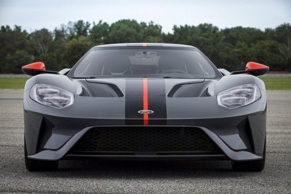 Ford GT Carbon Series Front