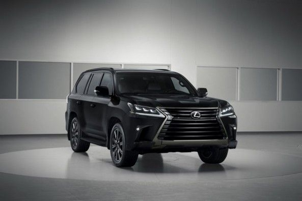 Lexus LX Inspiration Series 1