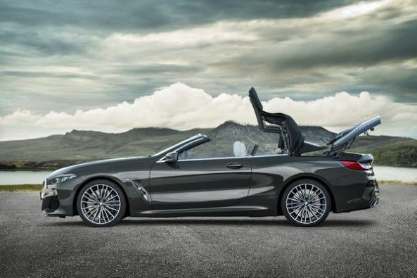 BMW 8_Series Convertible 2