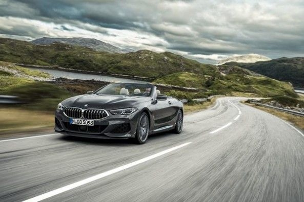 BMW 8_Series Convertible 1