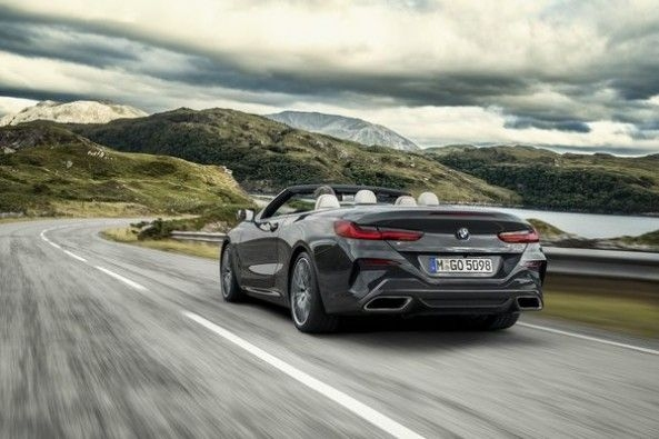 BMW 8_Series Convertible 3