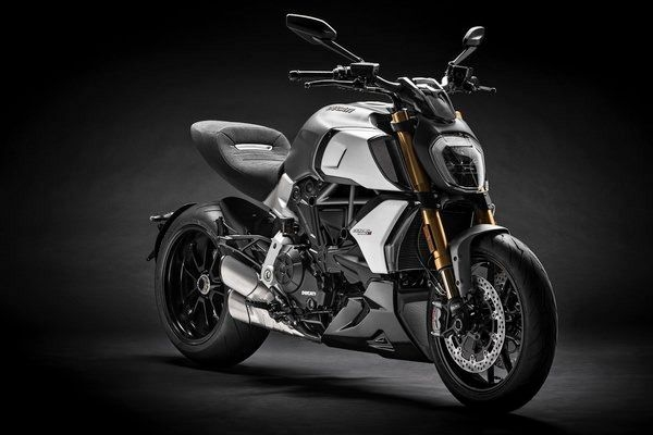 2019 Ducati Diavel 1260 & 1260S Announced