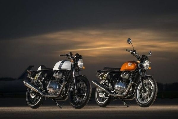 Royal Enfield 650 Twins European Price Announced