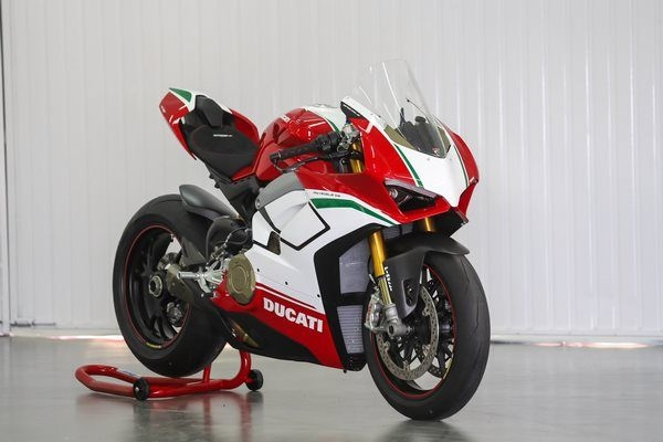 First Ducati Panigale V4 Speciale Delivered In India