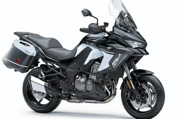2019 Kawasaki Versys 1000 SE LT+ Launched At EICMA 2018