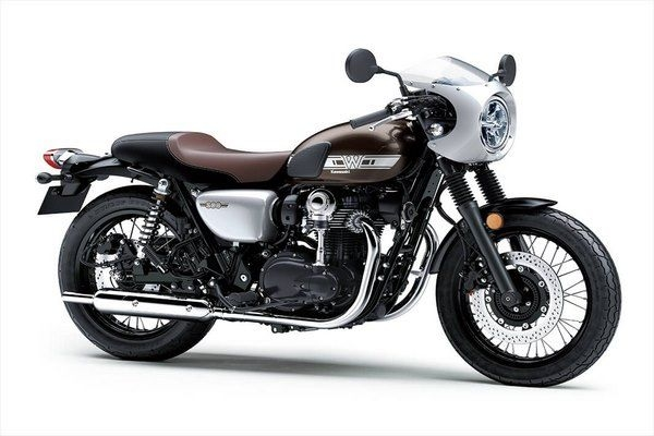 Kawasaki W800 Café Revealed At EICMA 2018