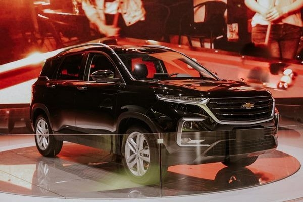 India Bound MG SUV Rebadged As Chevrolet Captiva For Colombia