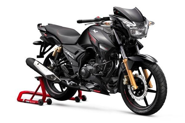 2019 TVS Apache RTR 180 Launched, Priced From Rs. 84,578/-
