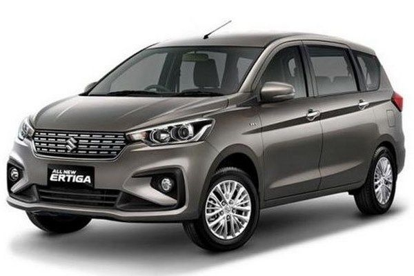 2019 Maruti Ertiga Launched, Priced From Rs. 7.44 Lakhs