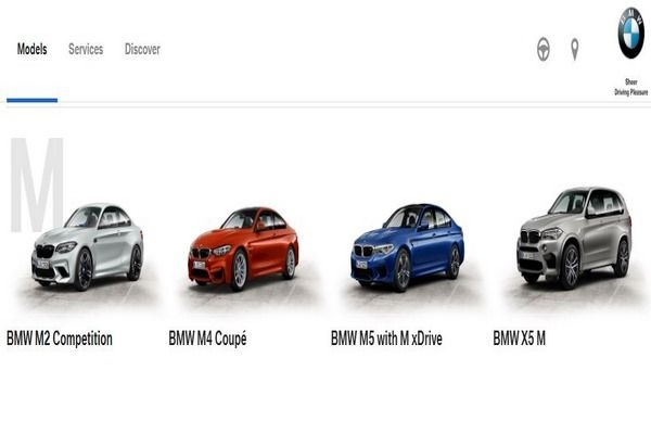 BMW M3 Discontinued In India