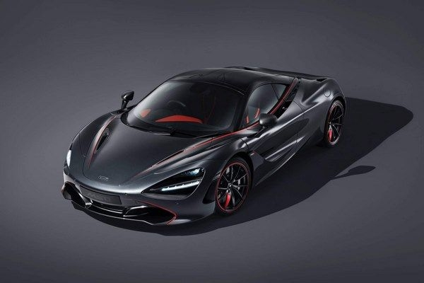 MSO McLaren 720S Stealth Unveiled