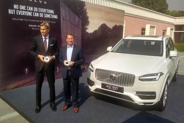 Volvo XC90 To Be Assembled Locally