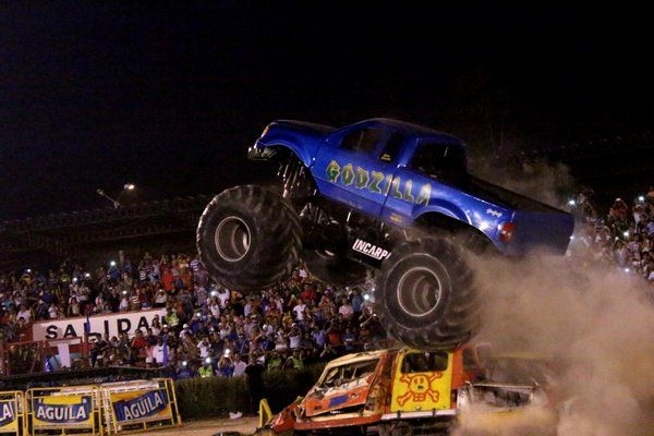 Monster Truck Events And Shows To Come In India