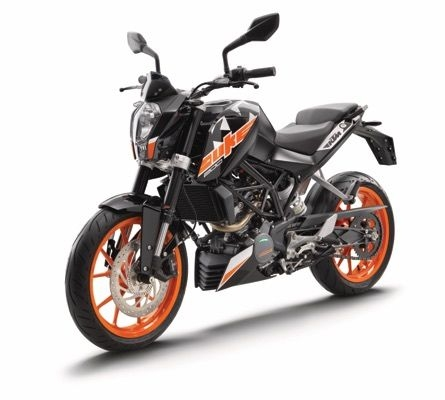 KTM Duke 200 ABS Launched, Priced at Rs 1.60 Lakhs