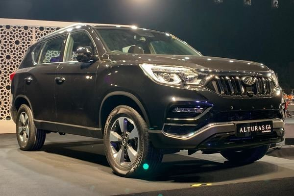 Mahindra Alturas G4 Launched, Priced From Rs. 26.95 Lakhs