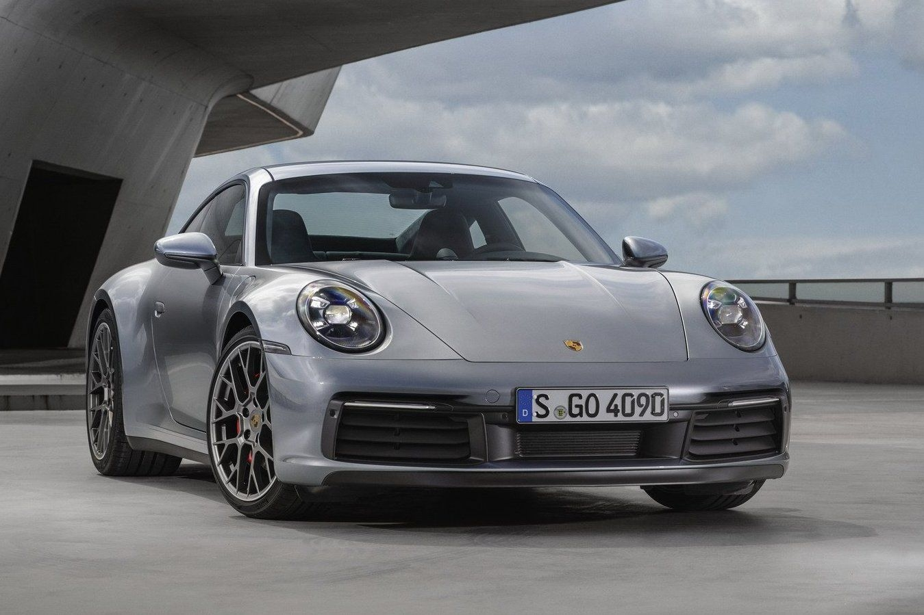 2020 Porsche 911 Unveiled At 2018 LA Auto Show