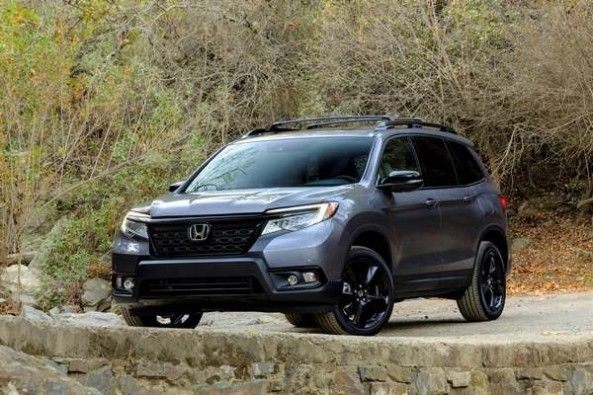 2019 Honda Passport 1
