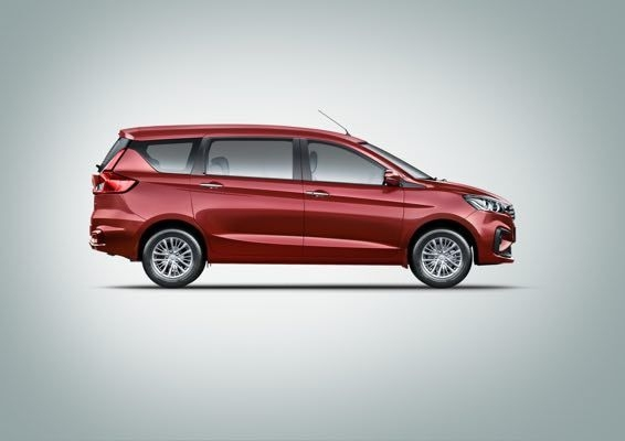 2019 Maruti Ertiga CNG Kit Is Available For Fitment At Dealer Level