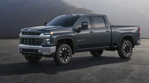2020 Chevrolet Silverado HD Revealed