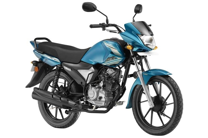 Yamaha Saluto RX, Saluto 125 UBS Launched, Priced From Rs. 52,000/-