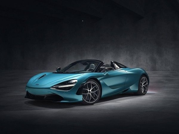 2019 McLaren 720S Spider Revealed With A Retractable Hard Top