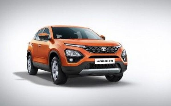 Tata Harrier Preview