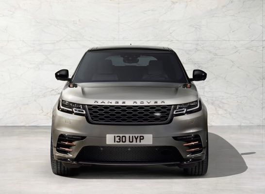 Range Rover Velar CKD Assembly In India In January 2019