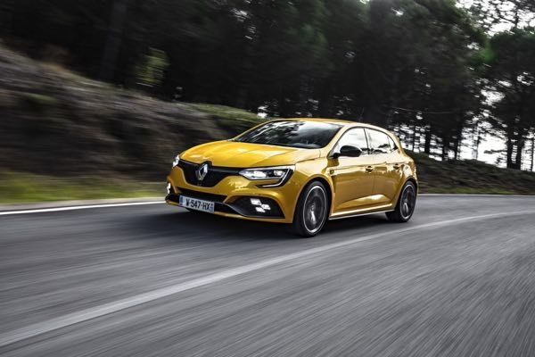 2019 Renault Megane RS Trophy Launched In UK