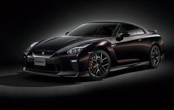 Nissan GT-R Special Edition Launched Exclusively For Japan