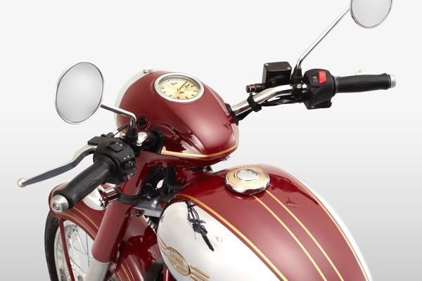 Jawa Motorcycles To Get Dual Channel ABS & Rear Disc