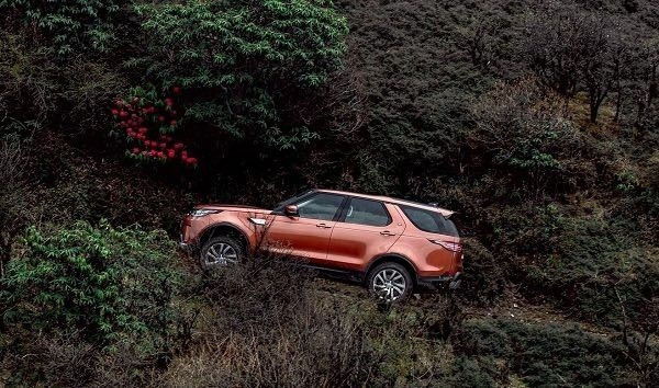 Land Rover Journeys India
