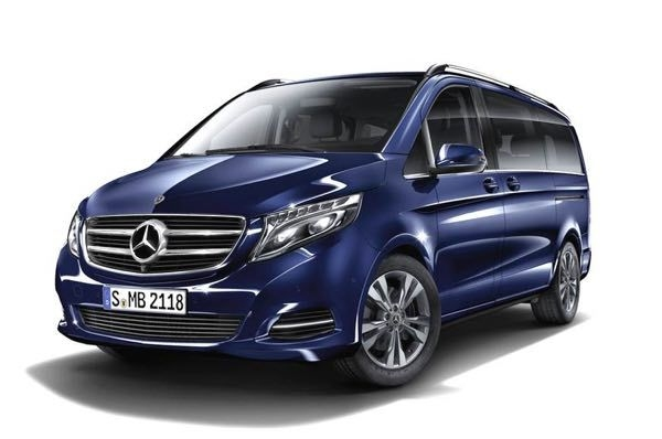 Mercedes To Launch V-Class In India On January 24, 2019