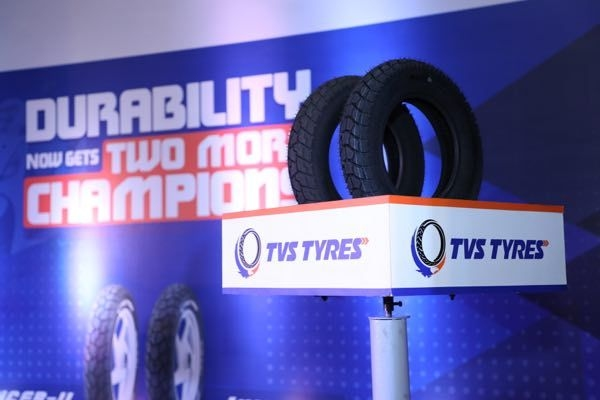 TVS Tyres Launches Two New Scooter Tyre Patterns